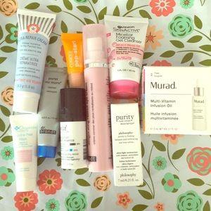 Huge Sephora Mixed Brand Skincare Bundle